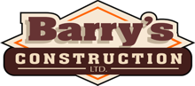 Logo for Barry's Construction and Insulation Ltd.
