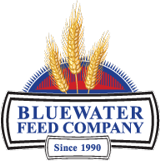 Logo for Blue Water Feeds