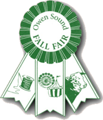 Logo for Owen Sound Agricultural Society