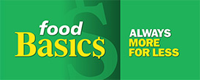 Logo for Food Basics