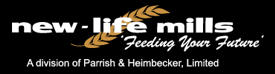 Logo for New Life Mills