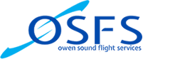 Logo for Owen Sound Flight Services